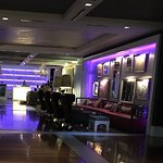 Very cool lobby