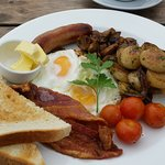 The Brunch - £9.50