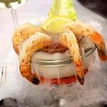 Smokin' Shrimp Cocktail