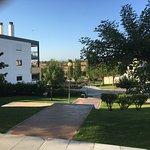 Ruim en goed onderhouden appartementen park