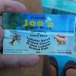 Foto de Joe's Conch Shack