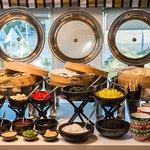 Buffet- Asian breakfast