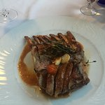 Rack of Lamb special style (as served)