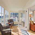 The Frank House Sun Room