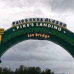 Pike's Landing Signage