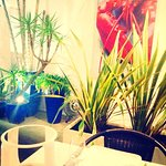"Restaurant ""LA BARQUE BLEUE"""