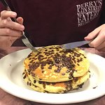 Best Chocolate Chip Pancakes