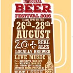 Bank Holiday Beer Festival
