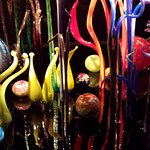 Chihuly exhibit - December 2015