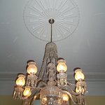 Formal Sitting Room Chandelier