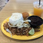 Sooo Goood!  I tried the pulled pork today. It was very moist and tender. I would recommend it t