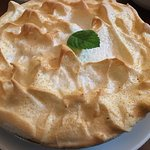 Lemon Meringue Pie- everyone loved this dessert we served for lunch last week