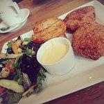 Lovely birthday lunch
