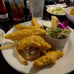 Fish & Chips as served
