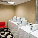 Guest Laundry Center