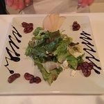 Pear Salad & Organic Baby Greens