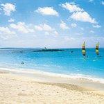 Belle Mare Plage Beach