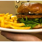 Veggie Patty Burger