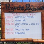 Foto de Peguche Restaurante