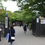 Goryokaku Park Foto