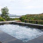 View in Plunge Pool, The Funny Lion