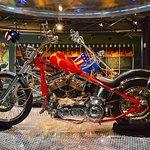 Deeley Motorcycle Exhibition Foto