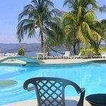 Paradise Flamingo Beach Foto