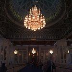 Das Innere der Moschee