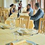 Il servizio al ristorante