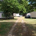 Autre vue du camping
