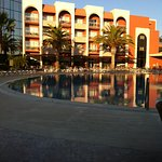 Photo de Falesia Hotel