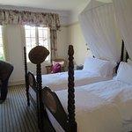 Photo de The Victoria Falls Hotel