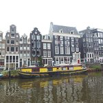 Houseboat on the Amstel