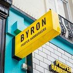 Byron Hamburgers Gloucester road