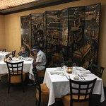 Peach Blossom - dining room