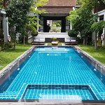 Le Sen swimming pool