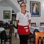 Francesca - una collaboratrice del ristorante