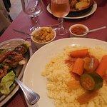 Couscous berbère diner 1