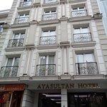 Ayasultan Hotel Foto