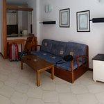 Salotto/cucinino appartamento