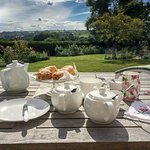 the view from the cream tea