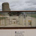 Temple de Mars, Corseul