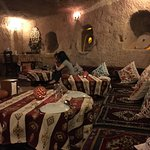 Topdeck Cave Restaurant Foto