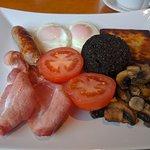 Full Scottish Breakfast!