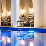 Relax in the luxury Harbour Spa