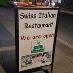 Swiss Italian Restaurant Cebu Foto
