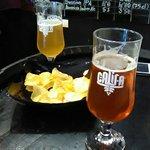 Buenos aperitivos para acompañar una buena birra.