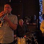 Rob Milner's quintet – Dave Smith on Flugelhorn