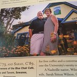 The Blue Chair Cafe Bakery & Tavern