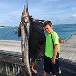 deep sea catch for my 11 year old son